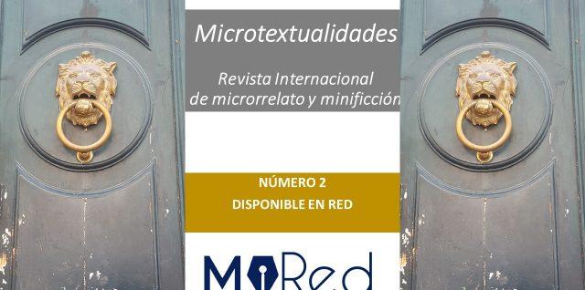Nuevo número de Microtextualidades