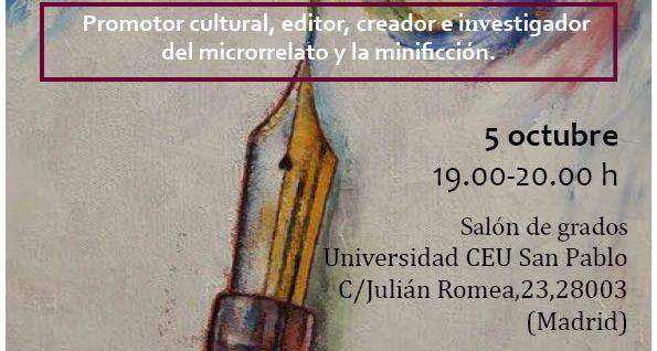 Microrrelato. I Encuentro Internacional de escritores en red.