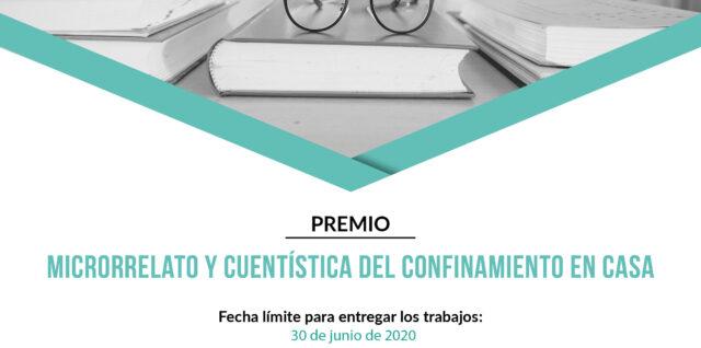 Convocatoria Concurso «Microrrelato y cuentística del confinamiento en casa»