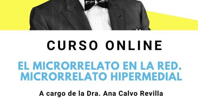 Curso Online El microrrelato en la red. Microrrelato hipermedial. Biblioteca Esteve Paluzie